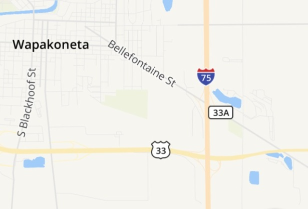 Auglaize County Traffic Fatality At US 33 and Interstate 75