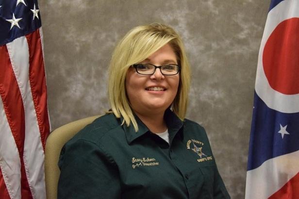 Dispatcher Stacy Schoen