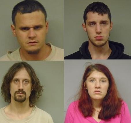 Drug Arrest - 9-14-17