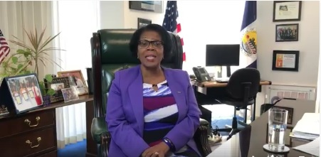 Mayor of Toledo Paula Hicks-Hudson