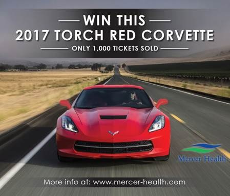 Mercer Health Corvette