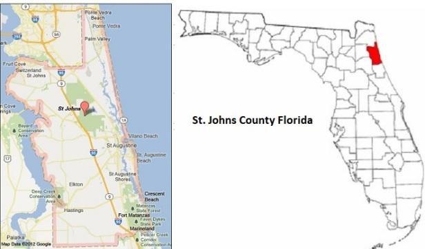 St. Johns Co Fla