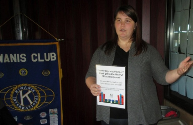 Amy Broering's presentation