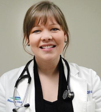 Sarah McDowell, CNP