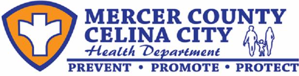 mercer co health