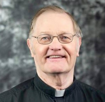 Father Rick Nieberding, C.PP.S.