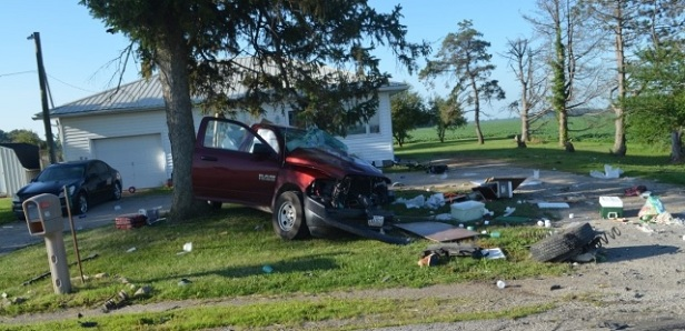 Three Vehicle Fatal Crash In Van Wert County – Mercer County Outlook