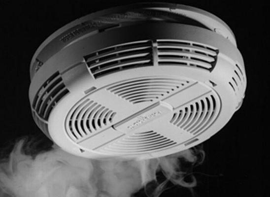 smoke deterctor
